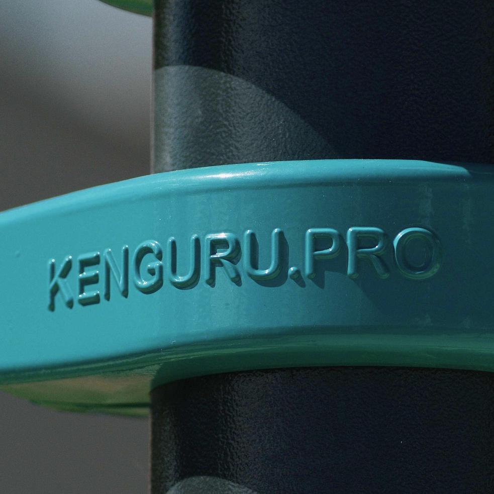 Système breveté de colliers Kenguru Pro