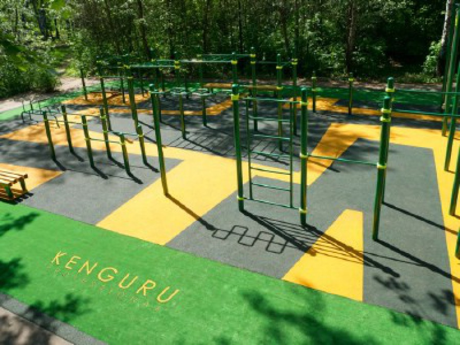 Musculation outdoor Kenguru Pro