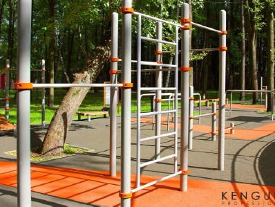 Sport parc en plein air Kenguru Pro