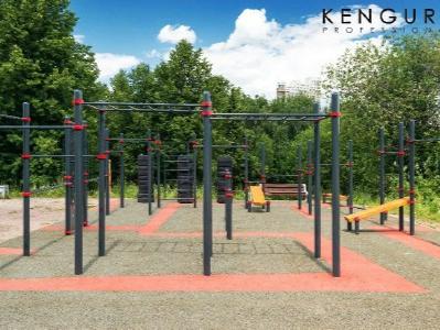 Terrain multisports Kenguru Pro