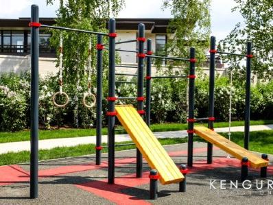 Terrain sportif outdoor Kenguru Pro